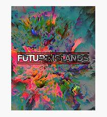 Future Islands RAN Photographic Print