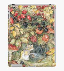 Brambly Hedge (2)  by Jill Barklem iPad Case/Skin