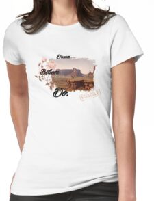 FAR WEST Womens Fitted T-Shirt