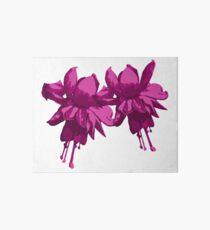 purple fuchsia Art Board