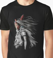 mononoke sans fury  Graphic T-Shirt