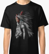 mononoke sans fury  Classic T-Shirt