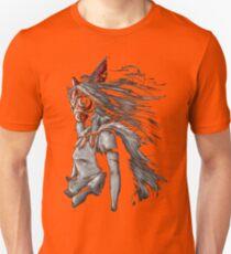 mononoke sans fury  Unisex T-Shirt