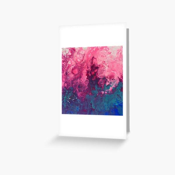 Uplifting Vibrations Greeting Card
