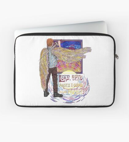 Your Angel Laptop Sleeve
