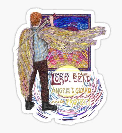 Your Angel Sticker