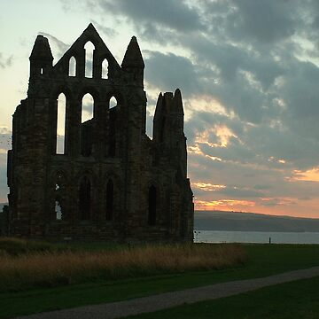 Whitby Abby  by sarahgee