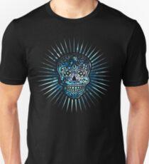 Cosmic Sugar Skull, Space, Galaxy Style T-Shirt
