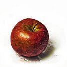 An apple a day by Kurt  Tutschek
