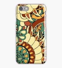 Awesome pattern iPhone Case/Skin
