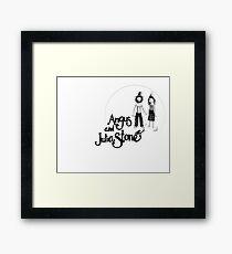 Angus And Julia Stone Framed Print