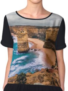 The 12 Apostles Chiffon Top