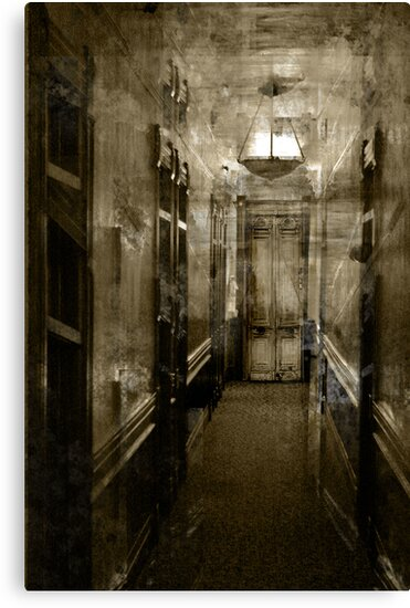 Ghost Hall by Michael J. Putman