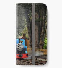 Thomas the Tank iPhone Wallet/Case/Skin