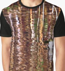 Waterlily Graphic T-Shirt