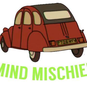 Mind Mischief by hagdwos