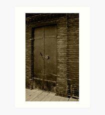 Door 55 Art Print