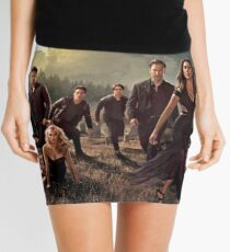 The vampire diaries-cast Mini Skirt