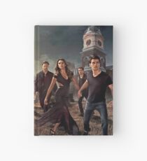 The vampire diaries-cast Hardcover Journal