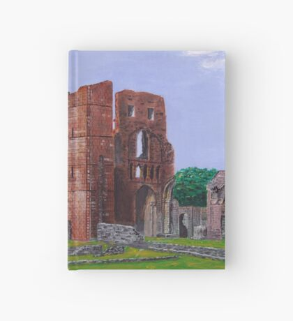 Lindisfarne Priory and St. Mary's Church Hardcover Journal