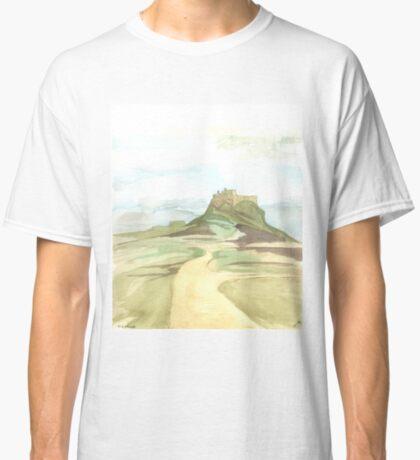 Lindisfarne Castle Classic T-Shirt
