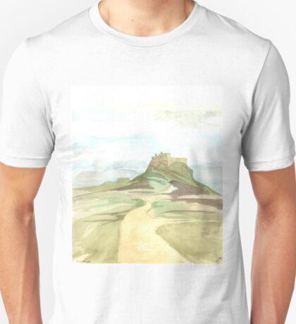 Lindisfarne Castle T-Shirt