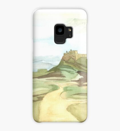 Lindisfarne Castle Case/Skin for Samsung Galaxy
