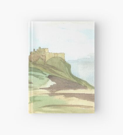 Lindisfarne Castle Hardcover Journal