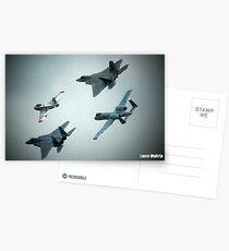 Armed Forces Postcards