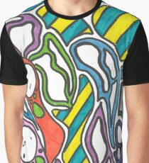 Doodle Explode!  Graphic T-Shirt