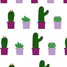 cacti by bowtieskeys