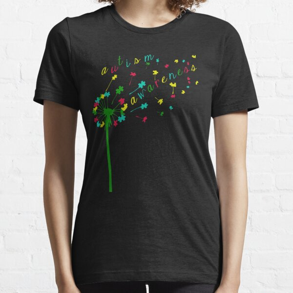 Autism Shirts - Autism Awareness Ribbon  Essential T-Shirt