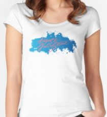 Angus & Julia Stone Women's Fitted Scoop T-Shirt