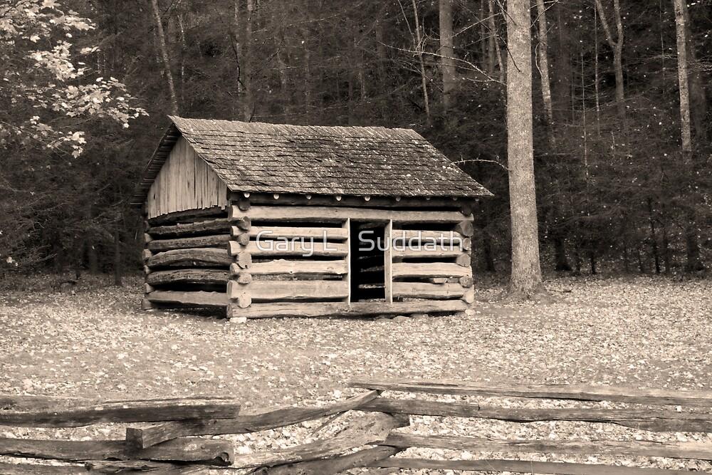 Early Blacksmith Shop  by Gary L   Suddath