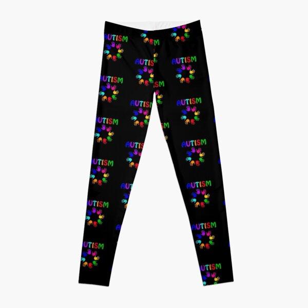 Classic Boys Girls Elastic Trousers Autism Love Puzzle Kids /& Toddler Sweatpants