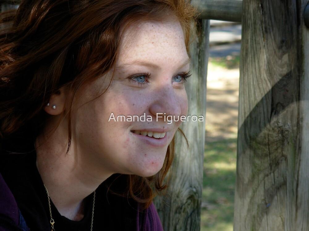 pretty smile by Amanda Figueroa