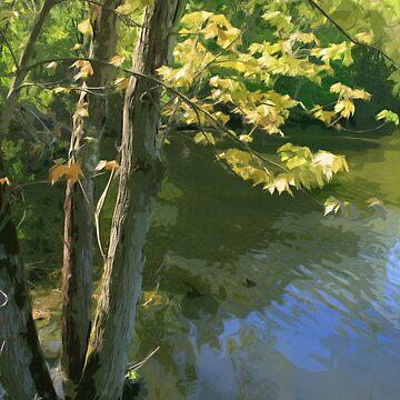 Tanya's Trees Meet Again by Ragus