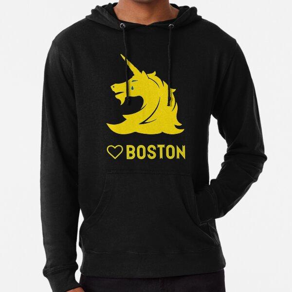 Boston Marathon Lightweight Hoodie