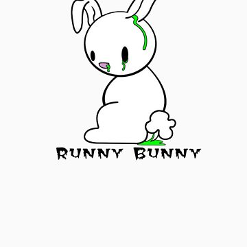 Runny Bunny by Bobbens