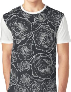 Dre's Flower-Print Top Graphic T-Shirt