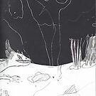 Room 13; Fishing Dragon by SilverdaleAcad
