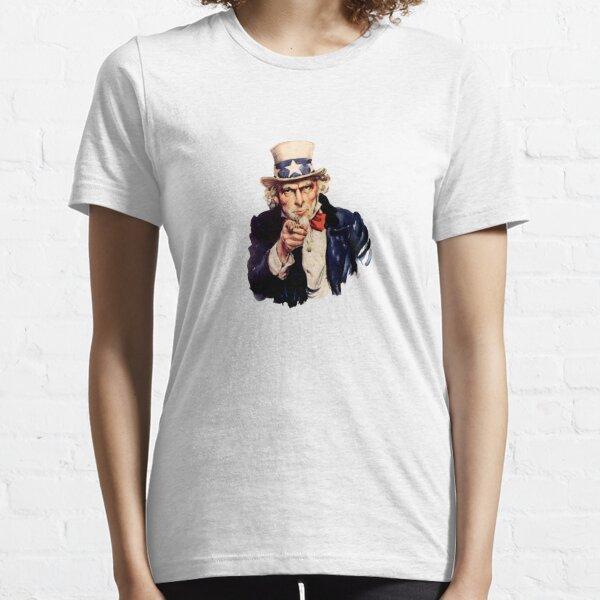 Uncle Sam Essential T-Shirt