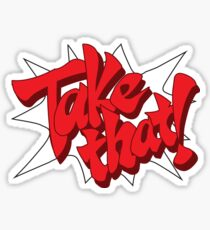 Take That! Sticker