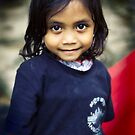 Khmer princess by Anthony Begovic