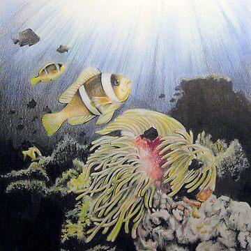Ocean series 1 of 3 by kelvinlee