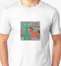 Gumby & Pokey  Unisex T-Shirt