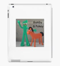 Gumby & Pokey  iPad Case/Skin