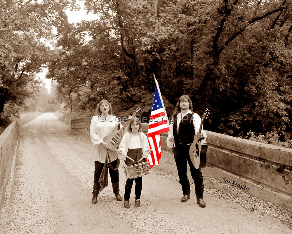 Music Corps at the Bridge by © Joe  Beasley IPA