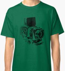 Medium Format Camera (Black) Classic T-Shirt