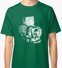 Medium Format Camera (White) Classic T-Shirt